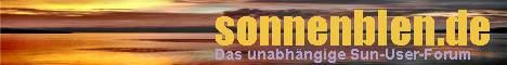 sonnenblen.de - Das unabh�ngige Sun User Forum